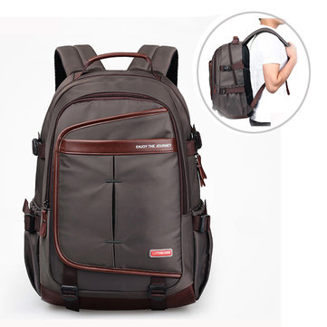 16inches laptop men oxford mochila multipe bolsos negocio mochila