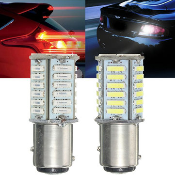 1157 T25 382 12V 5.3W 36 SMD 7014 7020 LED Car Brake Stop Tail Light Bulb