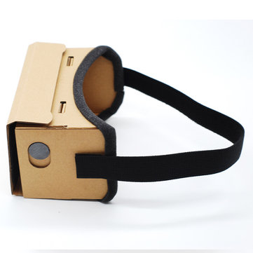 Cardboard VR Experience 3D Glasses Virtual Reality Headset Glasses For 4.7-5.5inch Smartphone 1061136