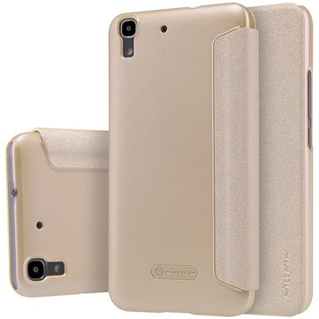 Buy Nillkin Sparkle Series Leather Case Huawei Honor 4A