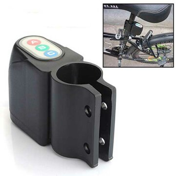 Original Bicycle Motor Bike Security Alarm Sound Cycling Lock