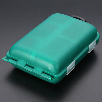Fishing Tackle Box 10 Compartments Lure