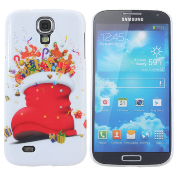 Christmas Gifts Pattern Protective Case For Samsung Galaxy S4 I9500