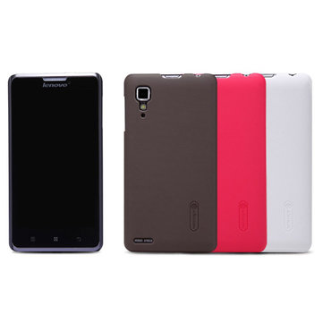 NILLKIN Frosted Shield Case With Screen Protector For Lenovo P780