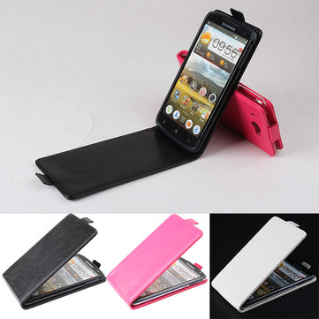 Flip PU Leather Magnetic Protective Case