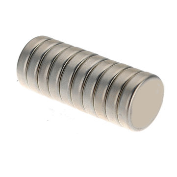 10Pc12mmx3mm N35 Disc Rare Earth Neodymium