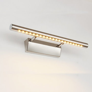 5W/7W Warm White LED Wall Light Mirror Front Bathroom Lamp 85-265V