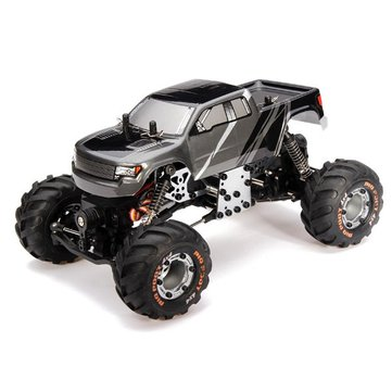 Buy HBX 2098B 1/24 4WD Mini RC Climber/Crawler Metal Chassis