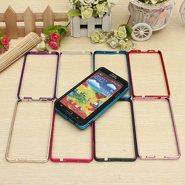 0.7mm Ultra-thin Metal Bumper Case For