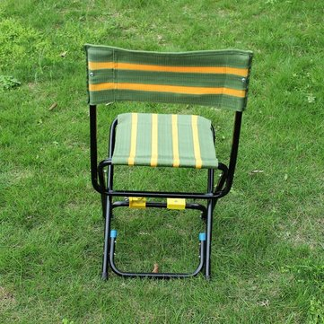 Multifunction Fishing Chair Portable Double Folding