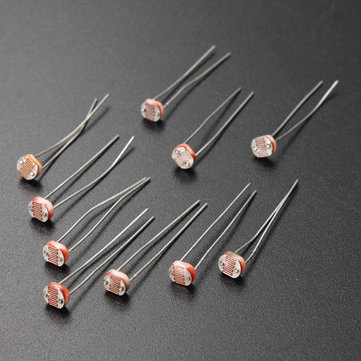 Buy 55MM Light Dependent Resistor Photoresistor GL5528 LDR
