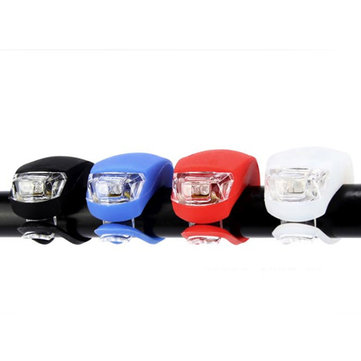 Bicycle Light Waterproof Silicone LED Mountain
