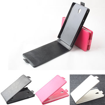Magnetic Flip-open PU Leather Protective Case For Lenovo S860