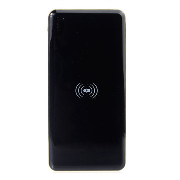 QI 10000mAh Wireless Charger Pad For iPhone6 Smartphone Device