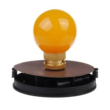 Universal Round ball Car Gear Stick Shift Knob Lever