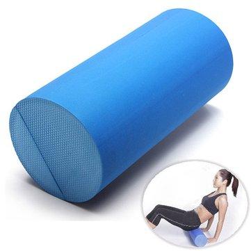 30x15 centimetri eva griglia rullo di schiuma massaggi yoga pilates palestra