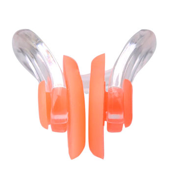 Soft Silicone Waterproof Earbuds Swimming Nose