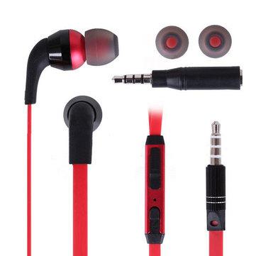 JTX J901 In-Ear 3.5mm Handsfree Earphone For Mobile Phone