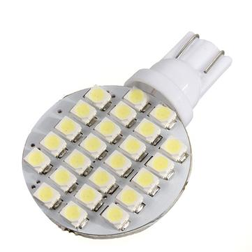 24 SMD LED T10 194 921 W5W Car Landscaping Light Panal Lamp