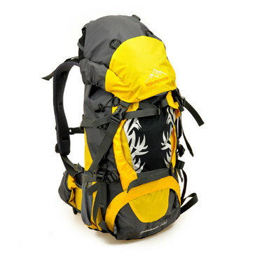 50L Camping Hiking Traveling Mountaineering Backpack
