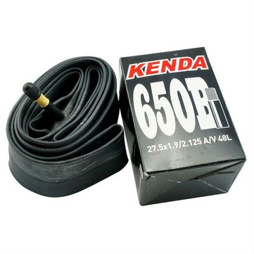 Kenda Bicycle Inner Tube 27.5*1.9/2.125 A/V 48L MTB Road Bike Tire