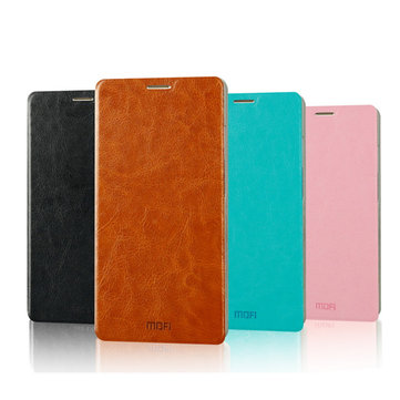 MOFI Rui Series Flip Leather Skin Case Cover for Huawei Mate7