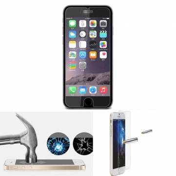 Premium Genuine Tempered Glass Screen Protector For iPhone 6 Plus