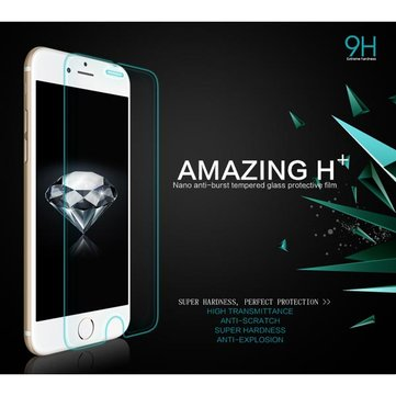 NILLKIN Amazing H+ Nanometer Anti-Explosion Film Screen Protector For iPhone 6 6s 4.7 Inches