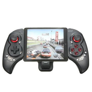Ipega pg-9023 Bluetooth inalámbrico controlador telescópica de joystick gamepad para la tableta androide ios ipad