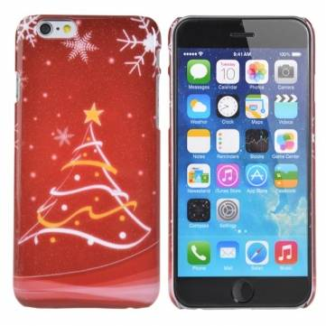 Christmas Gift Lovely Christmas Pattern Back Case Cover For iPhone 6
