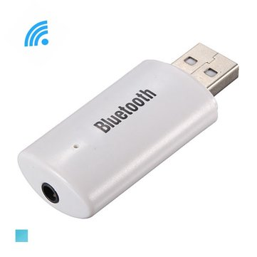 3.5mm USB Bluetooth2.0+EDR Wireless Stereo Audio Music Receiver