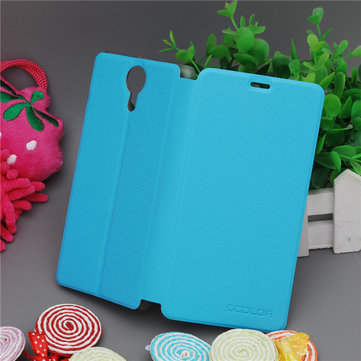 Litchi Grain Flip PU Leather Protective Stand Case For Ulefone Be Touch