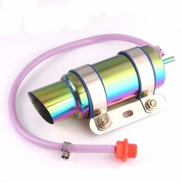 Buy Motorcycle Parts Oil Radiator Cooler GY6 1.8cm Inlet Motor