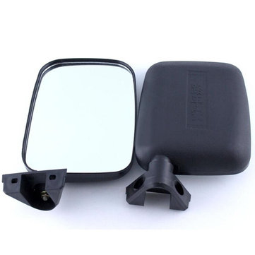 Buy 175mm Big Rearview Mirror Side Motorcycle Mobility Scooter