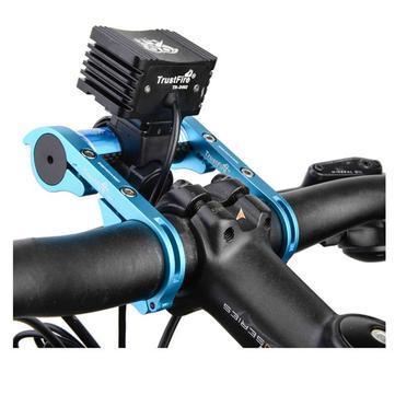 Titular suporte extensor guiador ciclismo bicicleta para cronômetro