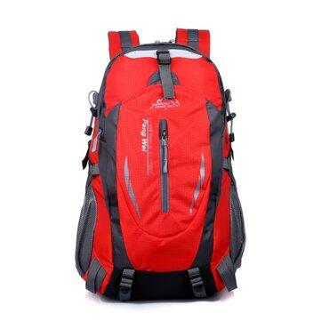 Buy 35L Waterproof Nylon Outdoor Hiking Backpacks Travel Sport School Mountain Bags