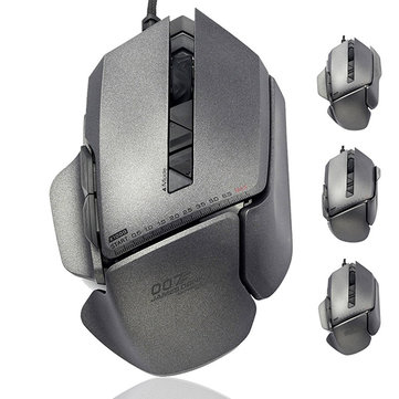 James Donkey Mouse grammable laser gaming avago 9800 omron switch Pro Modular Pro007