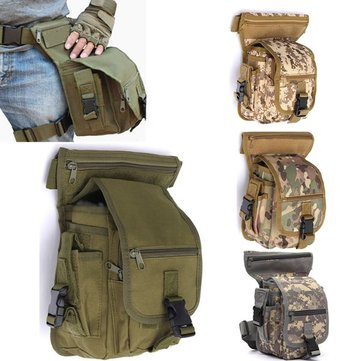 Buy Fishing Bag Waist Tackle Tactical Military Belt Pouch