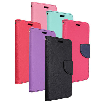 Flip PU Leather Wallet Stand Cover Case For Samsung Galaxy A5