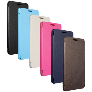 Flip PU Leather PC Back Cover Case For Samsung Galaxy A5