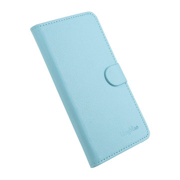 PU Litchi Pattern Leather Protective Case For Elephone P8000