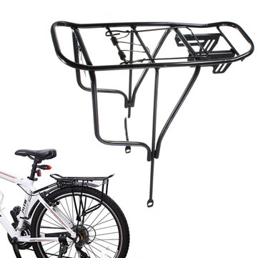 Original 2 Type Bicycle Cycle Pannier Alloy Rear Rack Carrier Bracket Bike Luggage Frame Bike After The Shelf