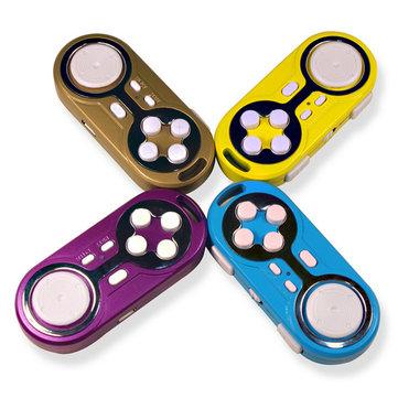 Controlador de mini bluetooth selfie remoto a distancia del obturador / gamepad / reproductor / ratón inalámbrico