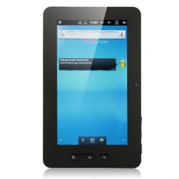 Lenovo Note tablet pc mw8003 multitouch 8 inches android 2 2 webcam wifi sunlight easy well