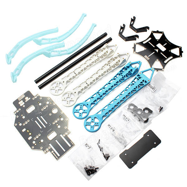 S500 PCB Frame Kit w/ Landing Gear for FPV Gopro Gimbal F450 Upgrade RC Drone FPV Racing Multi Rotor