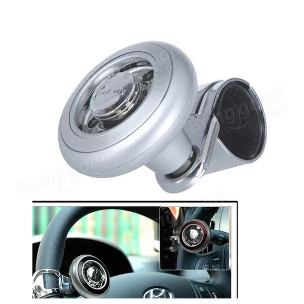 Car Hand Control Power Handle Grip Spinner Knob Car Steering Wheel Ball Booster