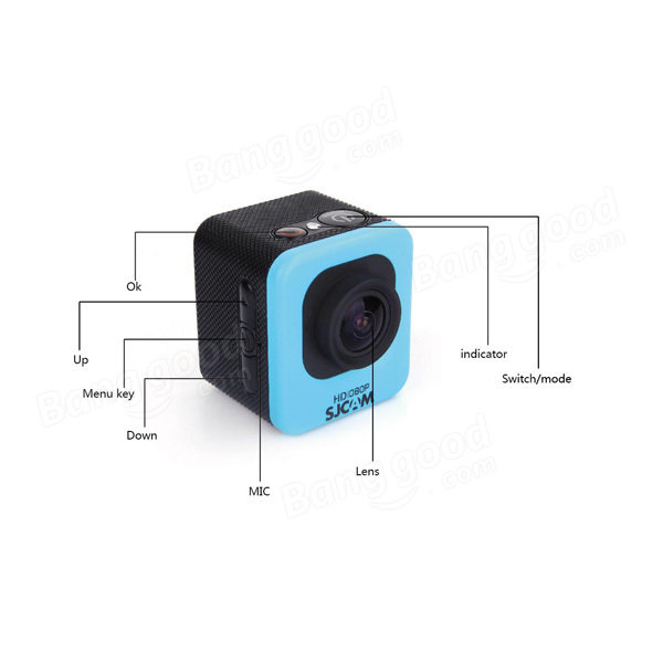 The Picture of SJcam M10 Mini Action Camera