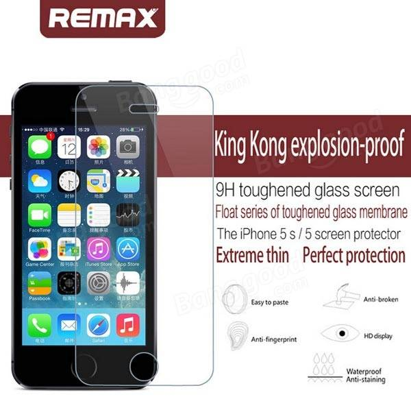 iPhone5 Remax Screen Protector