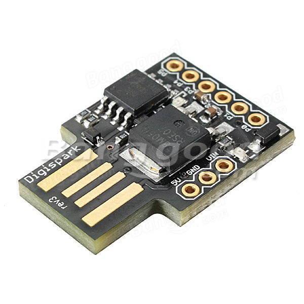 10Pcs Digispark Kickstarter Micro USB Development Board For ATTINY85 Arduino