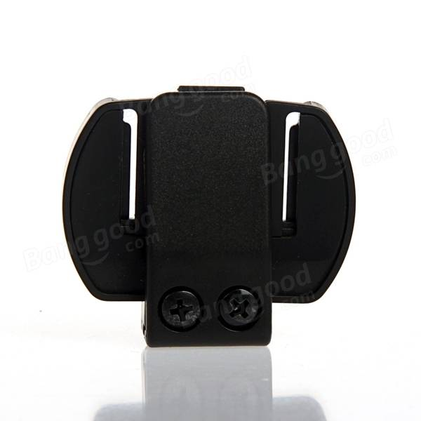 1pc 1000M 4 People Group Talking Helmet Intercom With Bluetooth No Need Change Channels